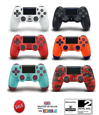 PS4 Wireless Dualshock 4 V2 Controller Bluetooth Gamepad for Sony Playstation 4