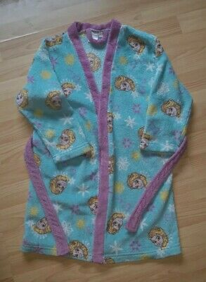 Aged 5-6 Years DISNEY STORE ELSA  Dressing Gown