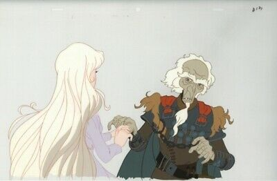 Anime / Animation Cel Last Unicorn #167