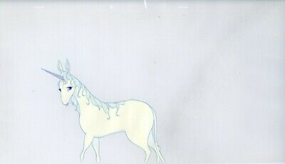 Anime / Animation Cel Last Unicorn #171