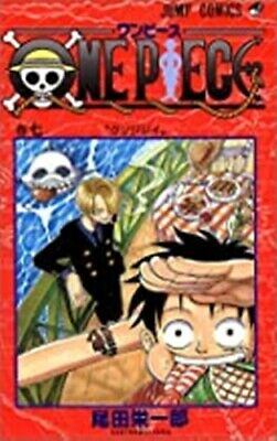 ONE PIECE Vol.7 Comic Japanese Manga Anime Japan NEW Jump Oda Book Luffy Import
