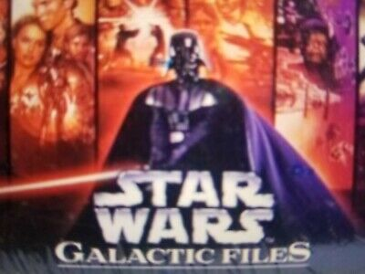 Star Wars 2012 Galactic Files Singles (#176-350) Select Pick Your Card NM-Mint