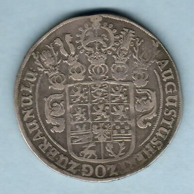 Germany - Brunswick Wolfenbuttel. 1659 Thaler.  August The Younger.. gFine