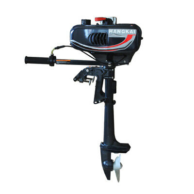 2Stroke 3.5HP Outboard Motor Fishing Boat Engine Water Cooling System HANGKAI US
