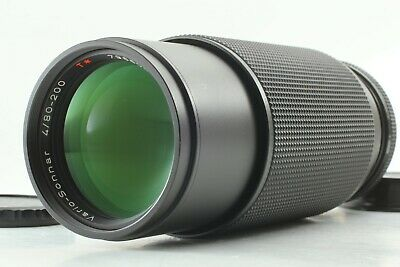 [EXC+5] Contax Carl Zeiss Vario-Sonnar T* 80-200mm f/4 MMJ Lens from Japan #208