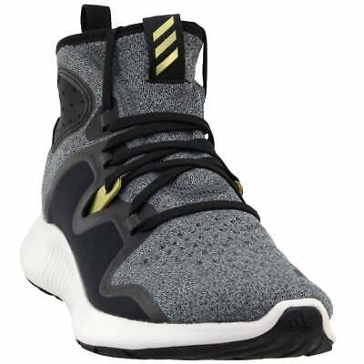 adidas Edgebounce Mid  Casual Running  Shoes - Black - Womens