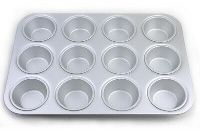 Anodized 12 Standard Cup Muffin Pan - Hot Stuff Bakeware