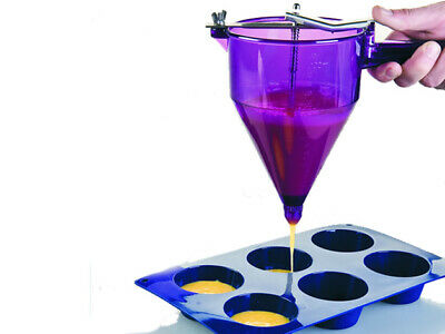 Standard Plastic Confectionery Funnel Set