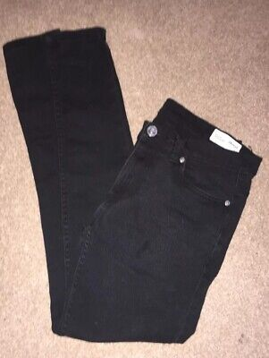 Men's Denim & Co Jeans W32/L30 Super Skinny Black