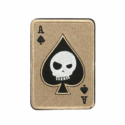embroidered cloth patch A031106 Dealer of Death