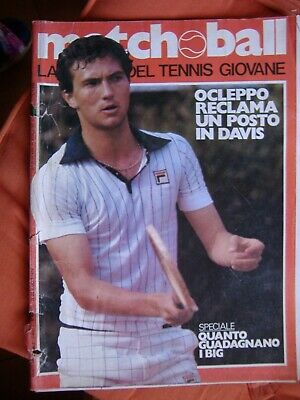 MATCH BALL  n. 6   di   marzo 1979