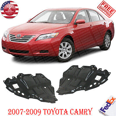 New Engine Under Cover Lower Splash Guard Right 15-17 Toyota Camry TO1228205