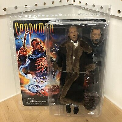 "CANDYMAN 8"" Clothed Action Figure NECA NEW Farewell to the Flesh IN HAND"
