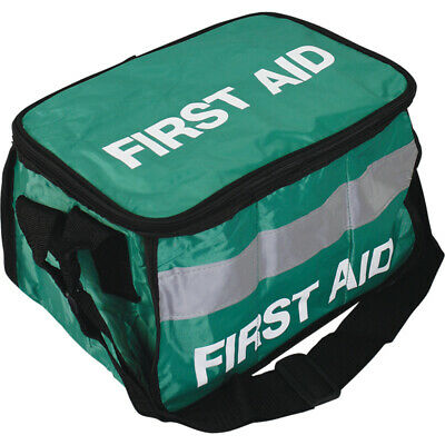 First Aid Medical Haversack Holdall Kit Bag - Empty