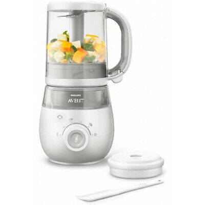 Philips Avent 4 in 1 Healthy Baby Food Maker - free shipping