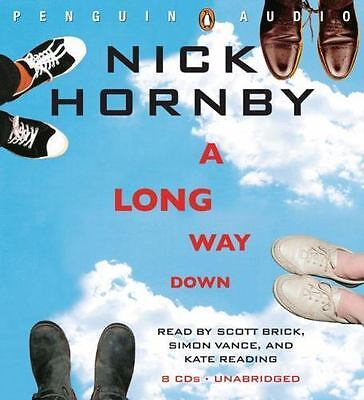 A Long Way Down by Nick Hornby [audiobook]