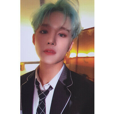 CIX Seunghun Photocard 2nd EP Album HELLO Chapter 2 Strange Place Version