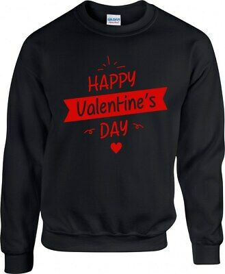 Happy Valentine's Day Jumper,Heart Love Lust Romance Celebrate To lovers Gifts