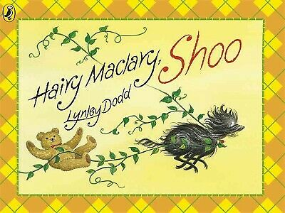 Hairy Maclary, Shoo, Paperback by Dodd, Lynley, Like New Used, Free P&P in th...