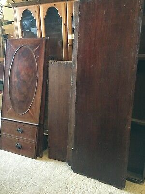 Antique Double Wardrobe Armoire Dismantled Flat Pack Style    20/1/P