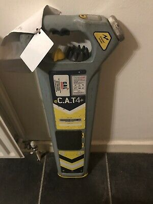 E Cat 4 + Radiodetection Cable Locator Cat Scanner Calibrated Until 09/12/20