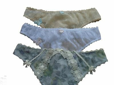 Fauve Gift Box Set 15, 3 Pack Thong Brief S (Size 10)
