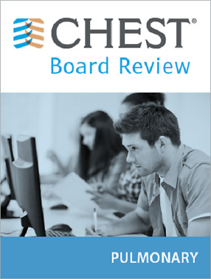 Pulmonary Board Review On Demand 2019 (Videos+Audios+PDFs)