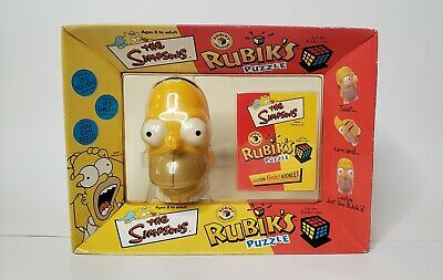 The Simpsons Rubiks Puzzle Winning Moves Games 5003