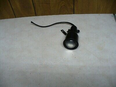 Singer Sewing Machine Bakelite Bug Eye Lamp Light Cat S-1 Works Bracket 195131