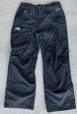 The North Face HyVent Women's L Black Cargo Ski Snow Pants