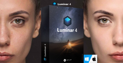 Luminar Version 4 2020 MacOs Full Version Lifetime Activation Fast Delivery
