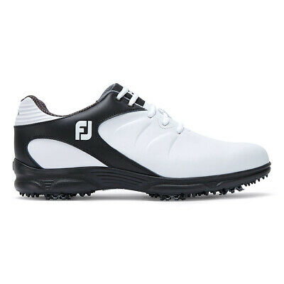 Footjoy Mens FJ ARC XT Spiked Waterproof Soft Leather Golf Shoes 55% OFF RRP