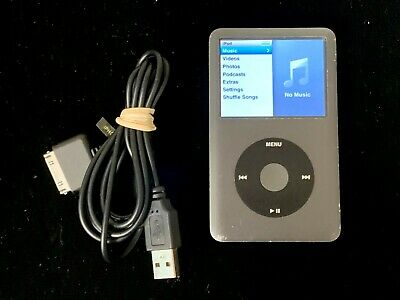 Apple iPod 160GB Bluetooth MC297LL