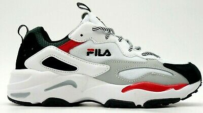 FILA RAY TRACER Womens White Casual Shoes Lifestyle Sneakers