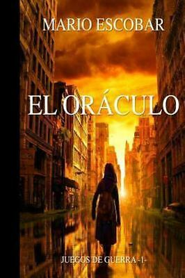 El oráculo / The oracle, Paperback by Escobar, Mario, Like New Used, Free shi...