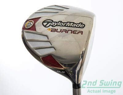 Tour Issue TaylorMade 2007 Burner 460 TP Driver 9.5° Graphite X-Stiff Right Han