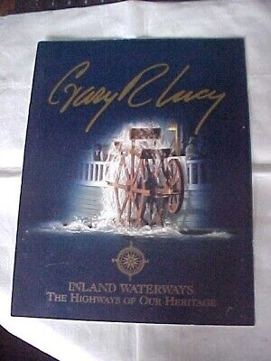 Gary  Lucy Catalog , Inland Waterways, Highways Of Our Heritage