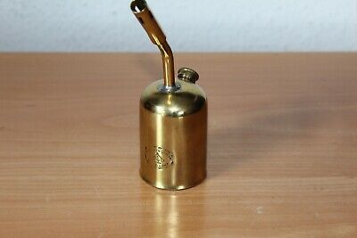 Vintage Brass Blow Lamp THE LAMB JUNIOR Little Blow Torch Wonder Torch
