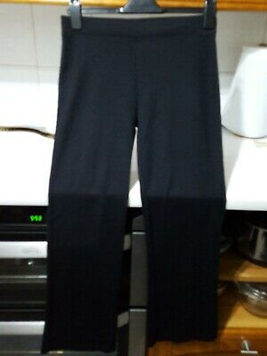 Lovely pair of tracksuit/jogging bottoms in black age 14-15 years from George