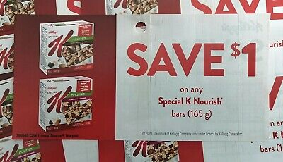 Save On Kellogg's Special K Nourish Bar Products