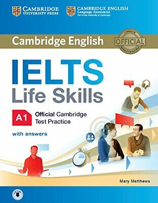 IELTS Life Skills Official Cambridge Test Practice A1 Student's Book with Answ..