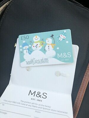M&S Gift Card - £36- Marks and Spencer Voucher / Gift Card