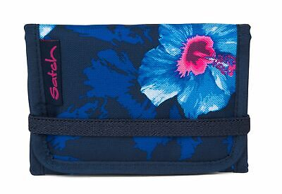 satch Purse Wallet Waikiki Blue