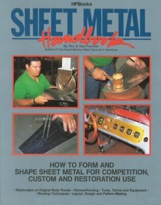 Sheet Metal Handbook, Paperback by Fournier, Ron; Fournier, Sue, Like New Use...
