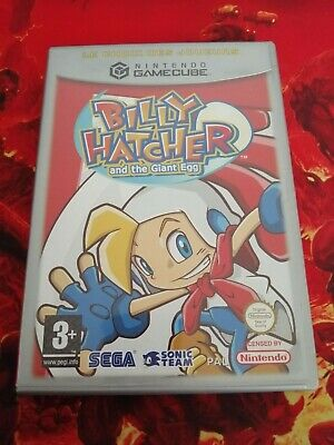 Billy Hatcher and the Giant Egg - Jeu GC Player's Choice (PAL)