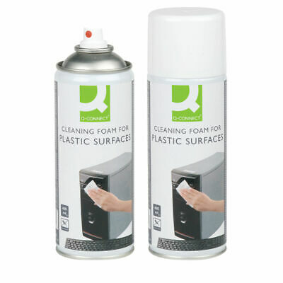 NEW! Q-Connect General Purpose Foam Cleaner 400ml AFCP400QCA