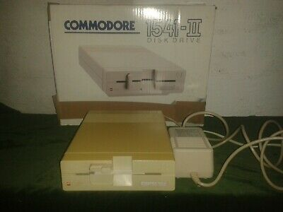 Commodore 1541 II ( mit OVP ) Volle Funktion Nr.2