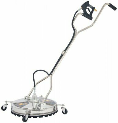 "20"" Stainless Steel Whirlaway Pressure Power Washer Rotary Flat Surface Cleaner"