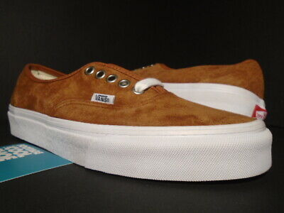 Vans Authentic Pig Suede Leather Brown Beige Off White Era Supreme Vn0A38Emu5K 7