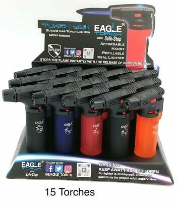 Eagle Torch Lighter Torch Glow In The Dark  - Price Of One Piece